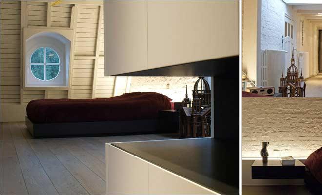 59 . slaapkamer inrichting grijs : Hoogglans Wit Grijs Slaapkamer ...