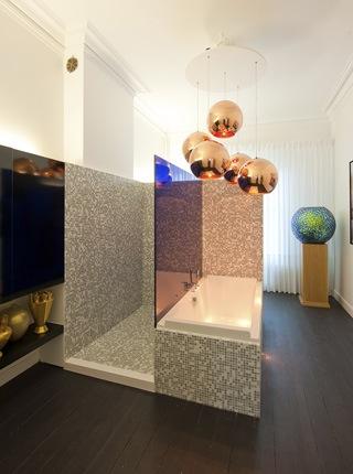 Herenhuis met luxueus interieur in Antwerpen - Kove interieurarchitecten