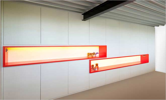 Kove interieurarchitecten - industrieel interieur in moderne ...