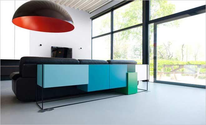 Kove interieurarchitecten industrieel interieur in for Interieur moderne woning