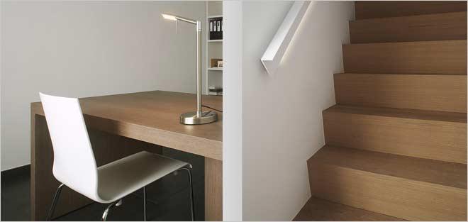 Verbinding woonkamer keuken - Kleine keukenmeubilair ...