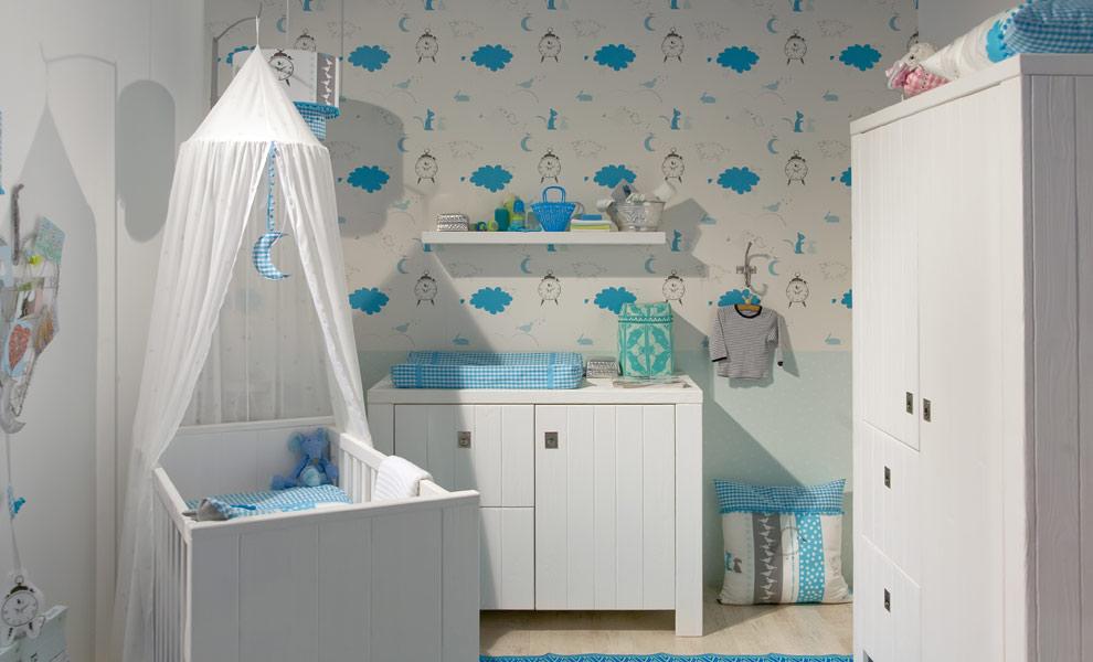 Babykamer Ideeen Behang : De babykamer inrichten tips inspiratie