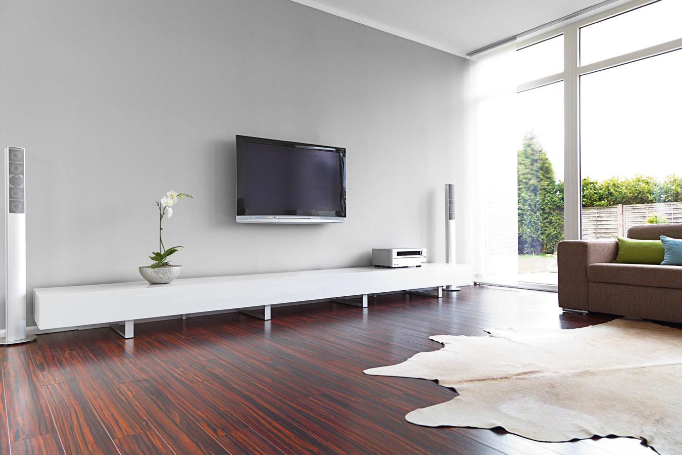 Landelijke vloeren thuiskomen in stijl