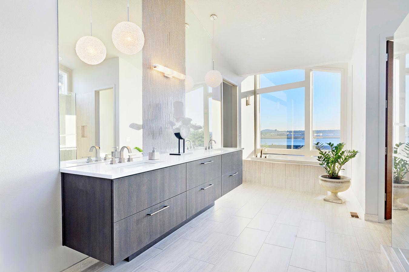 Badkamerverlichting plaatsen | inspiratie - Wetgeving & Tips