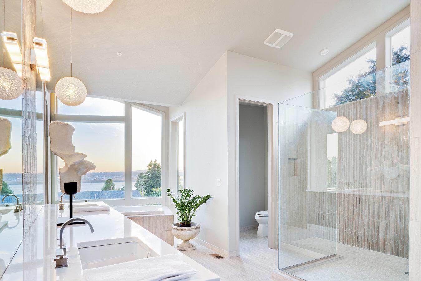 Plafond badkamer: welke plafondbekleding kiezen?
