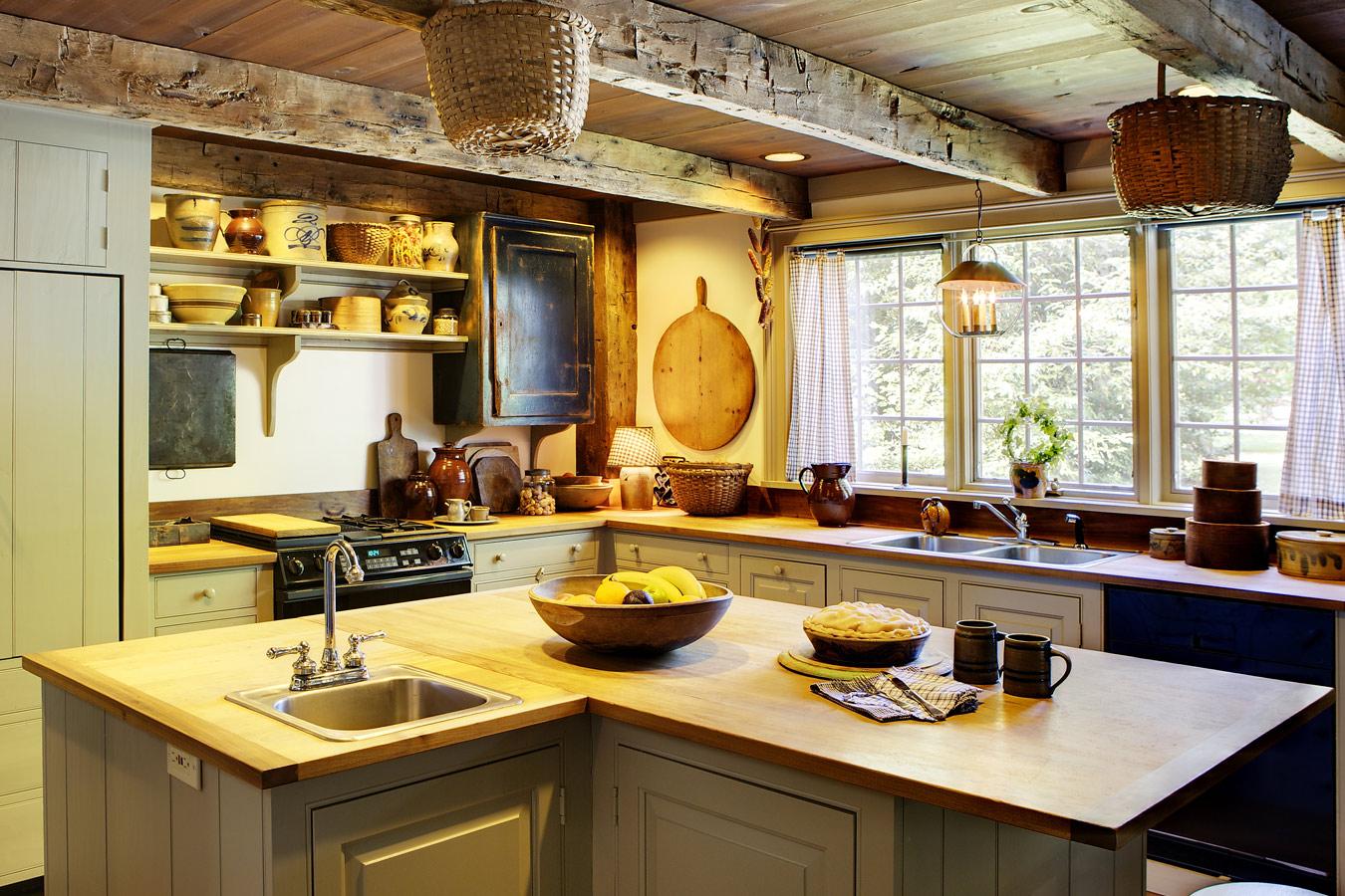 Keuken Eiken Werkblad : Houten werkblad in de keuken tips soorten hout