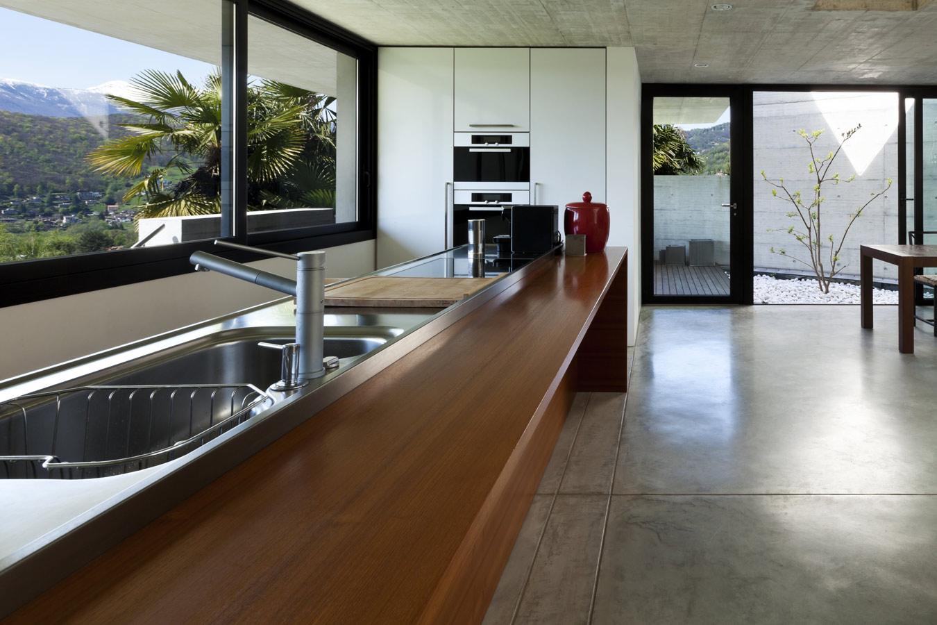 Keuken houten werkblad: home keukens op maat keuken.