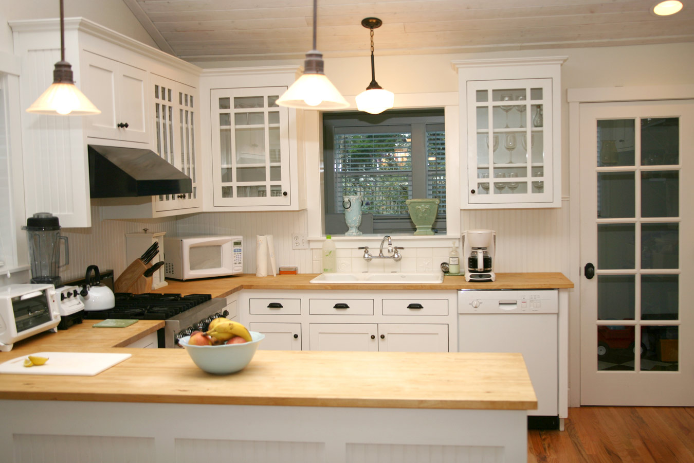 Grijze Keuken Met Houten Blad : Houten werkblad in de keuken Tips & soorten hout