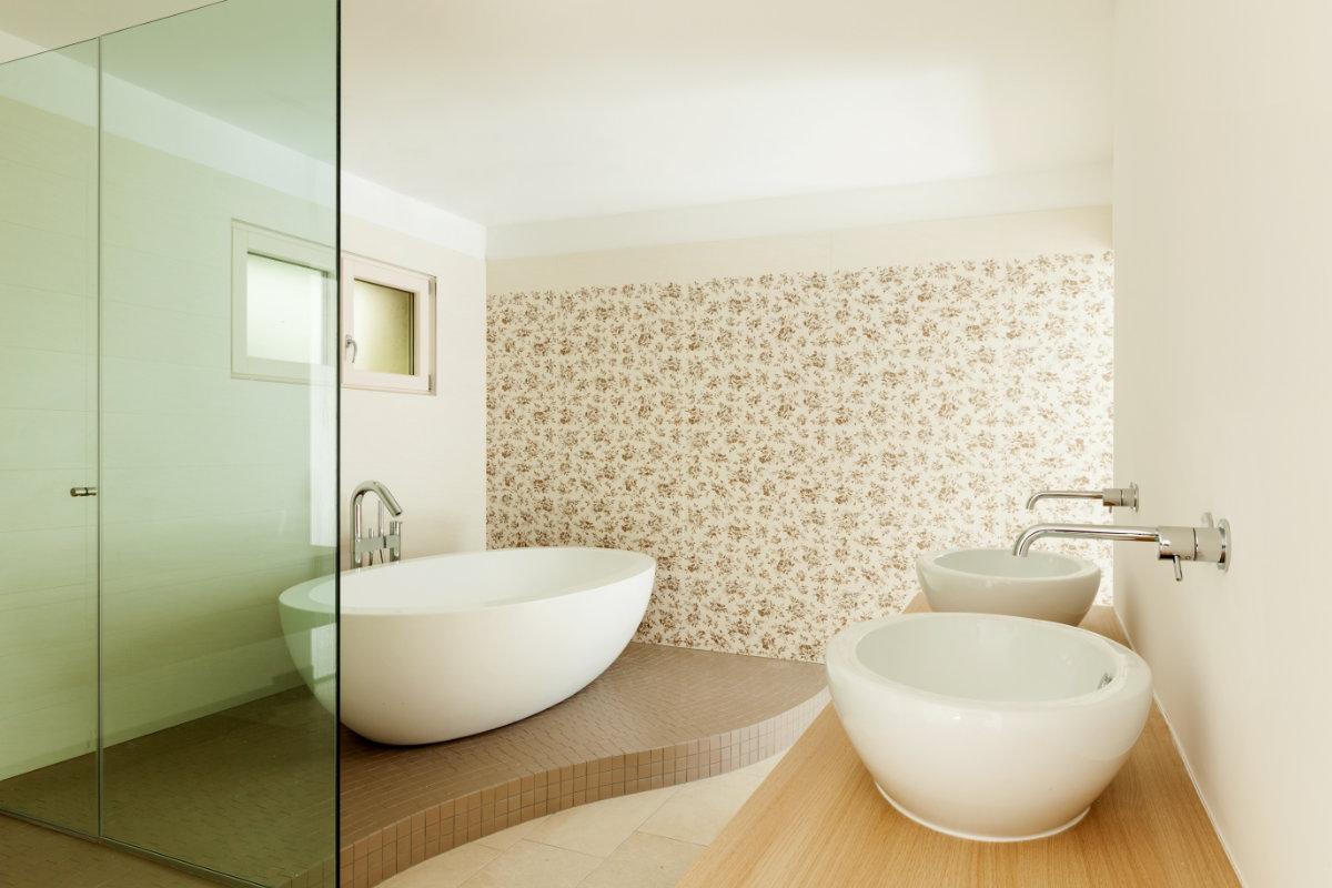 Ventilatie Badkamer Muur : Badkamer schilderen tips inspiratie interieurdesigner
