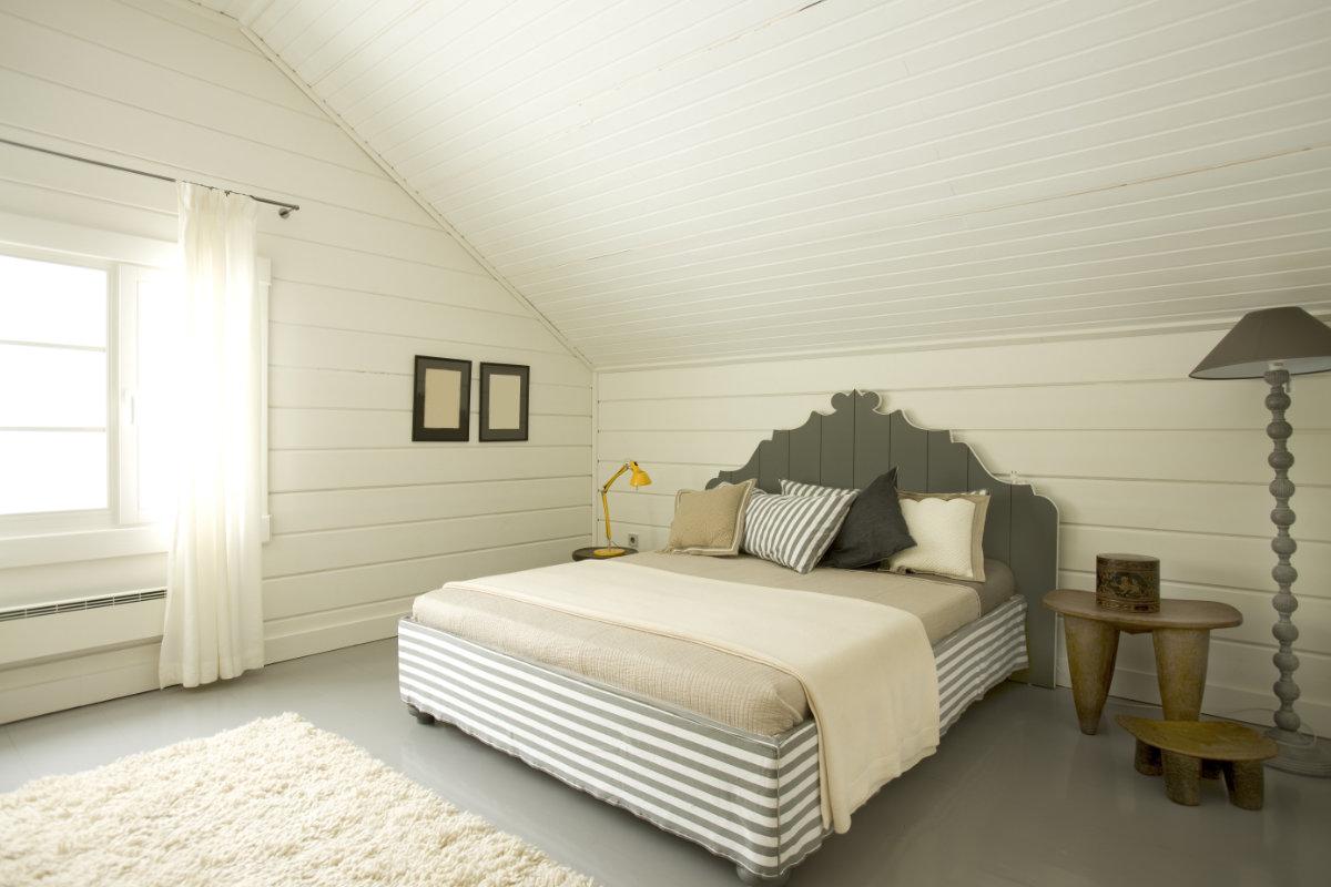 Zolder inrichten mogelijkheden en tips for Slaapkamer op de zolderfotos