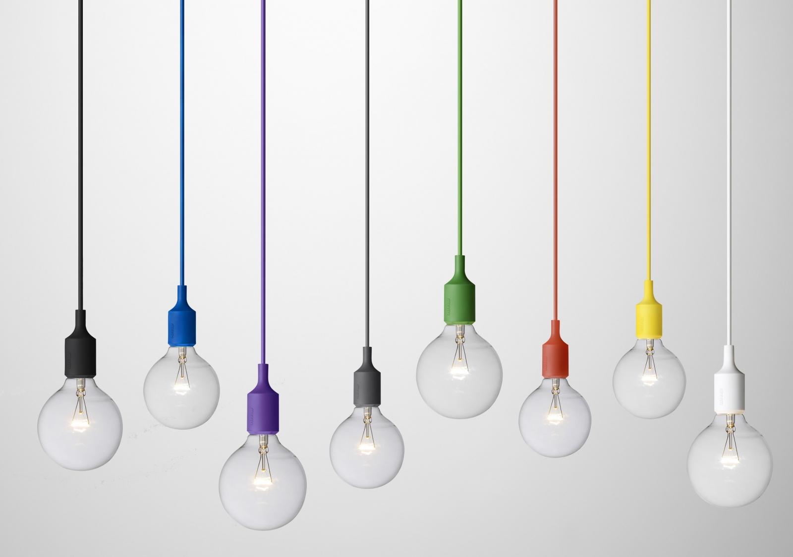 Muuto E27 hanglamp: Uitvoeringen en prijzen