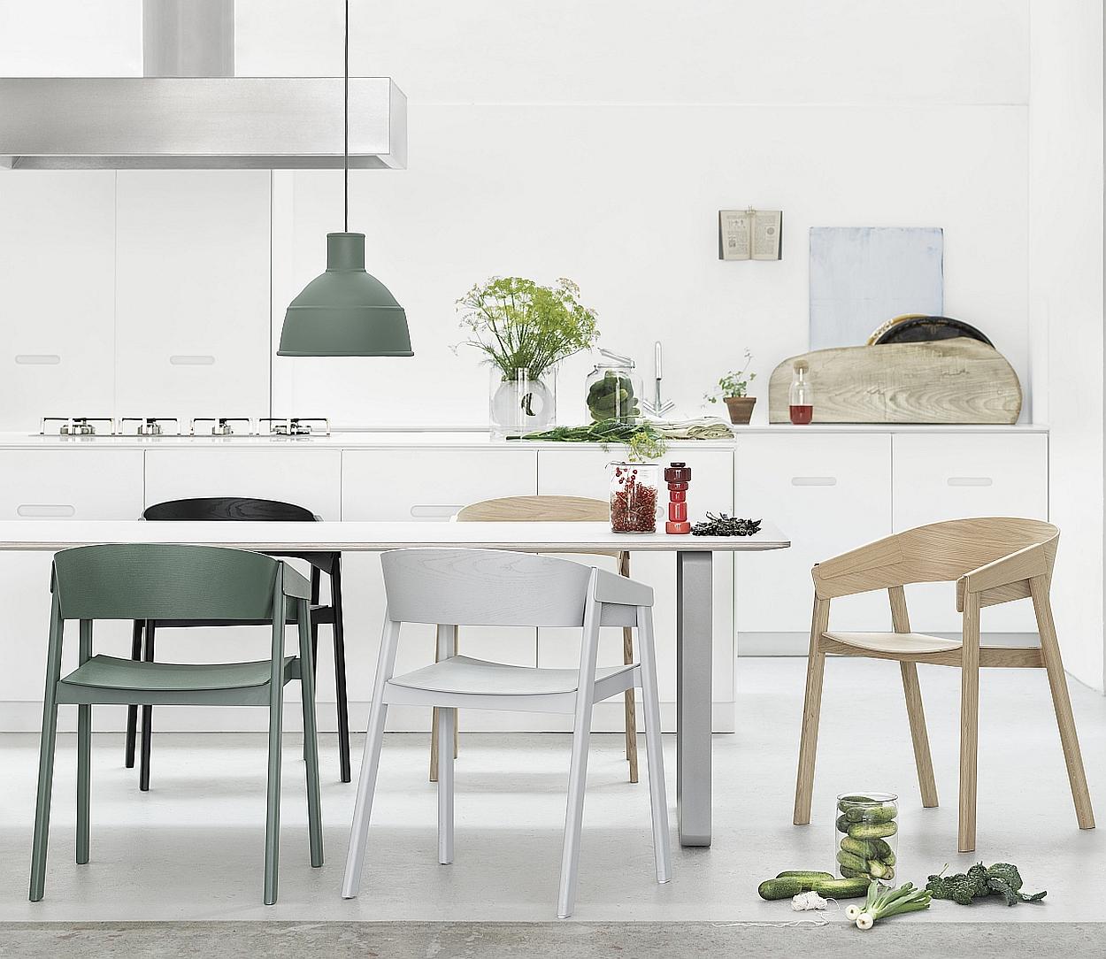 Design Keuken Hanglamp : Muuto Unfold hanglamp: Inspiratie – Afmetingen & kostprijs