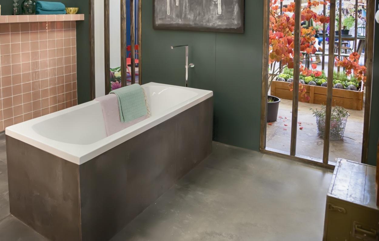 ideeen badkamervloer brigee