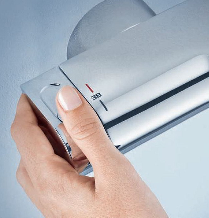 Een thermostaatkraan in de douche | Voordelen & Info