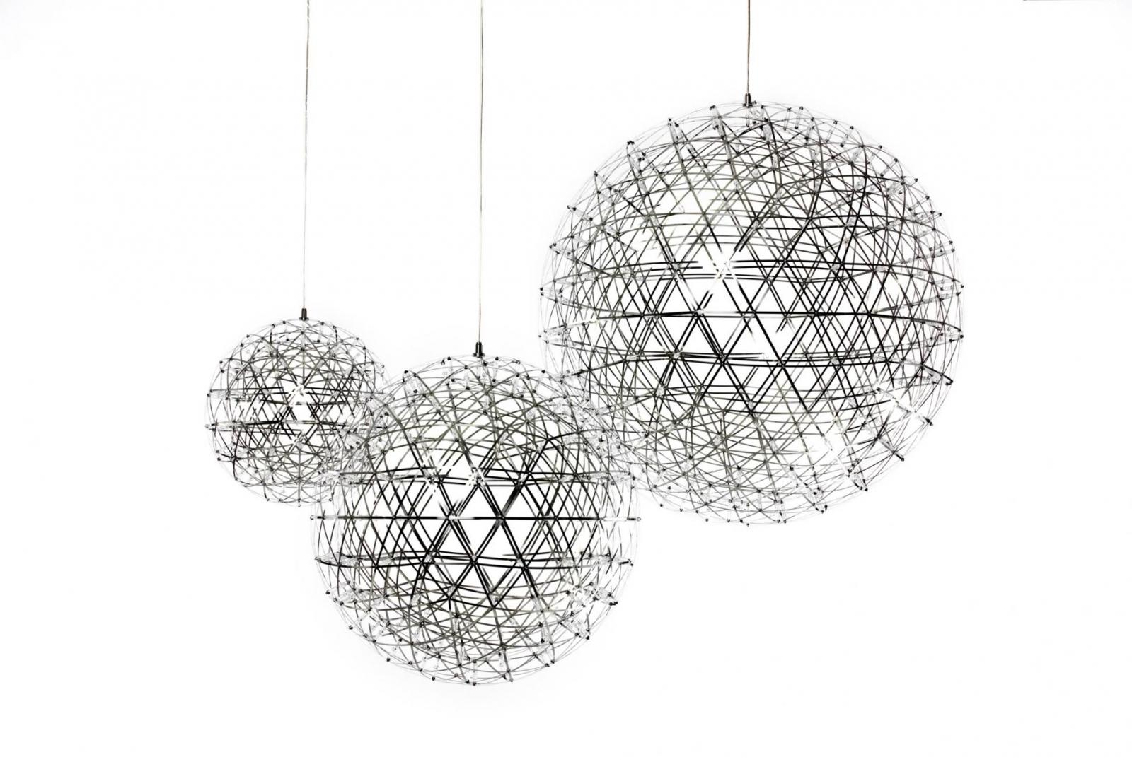 Raimond hanglamp moooi design led verlichting drie formaten design lamp raimond moooi parisarafo Gallery