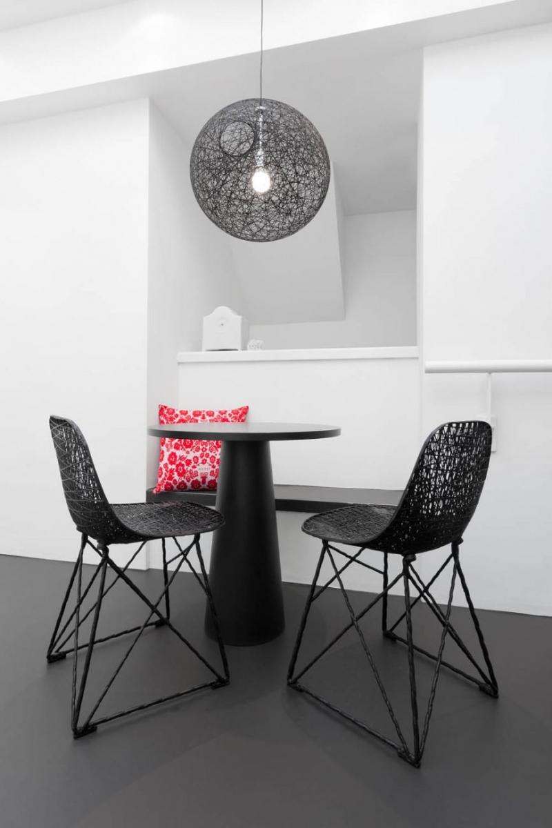 random light design hanglamp van moooi. Black Bedroom Furniture Sets. Home Design Ideas