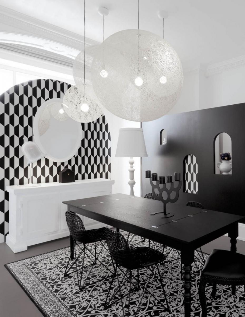 Random Light - Design hanglamp van Moooi
