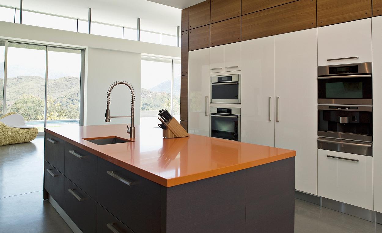 Zwart Betonvloer Keuken : Betonvloer in de keuken dit moet je weten