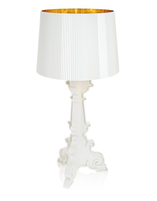 bourgie lamp kartell design tafellamp goud