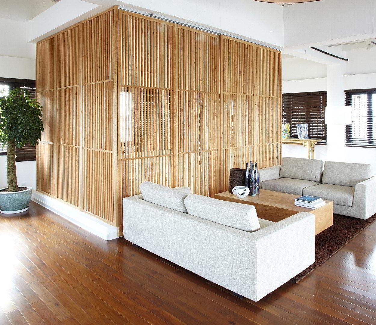 Een japans interieur tips en inspiratie - Houten interieurdecoratie ...
