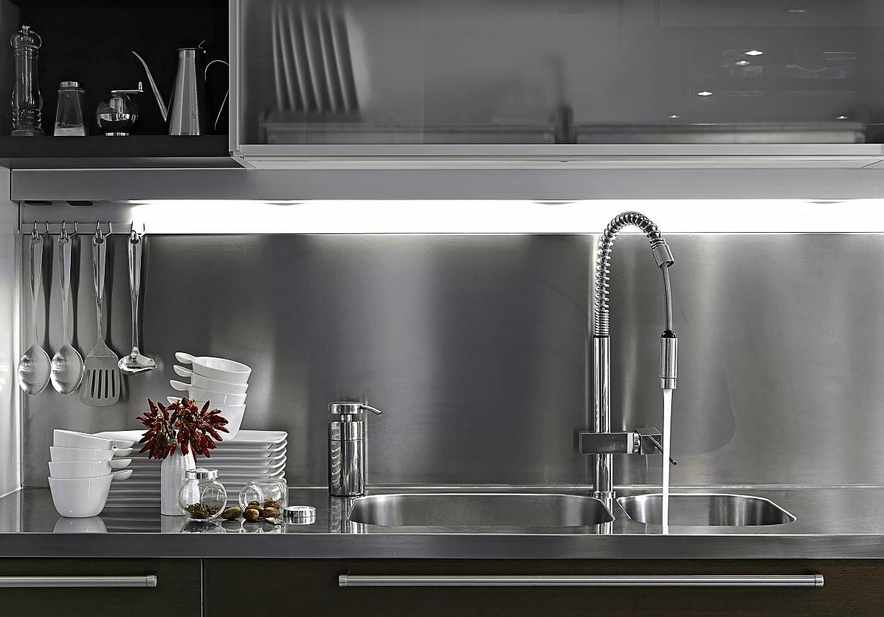 Een Inox Spoelbak In De Keuken Voorbeelden En Info
