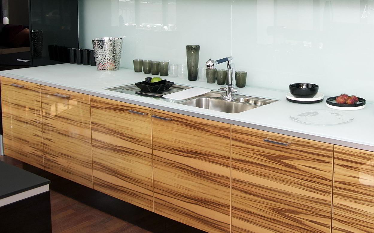 Een inox spoelbak in de keuken: voorbeelden en info
