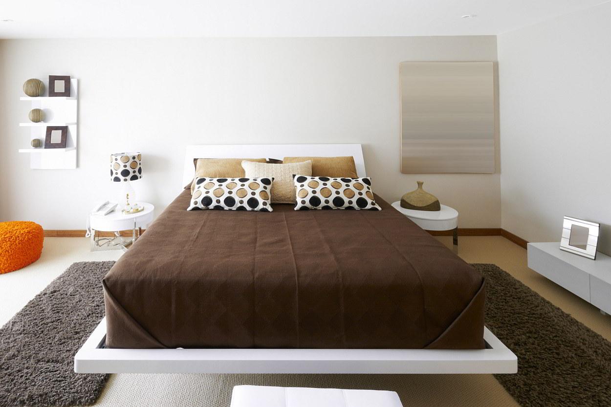 Natuurlijke kleuren slaapkamer : Neutrale kleuren in je interieur Tips ...