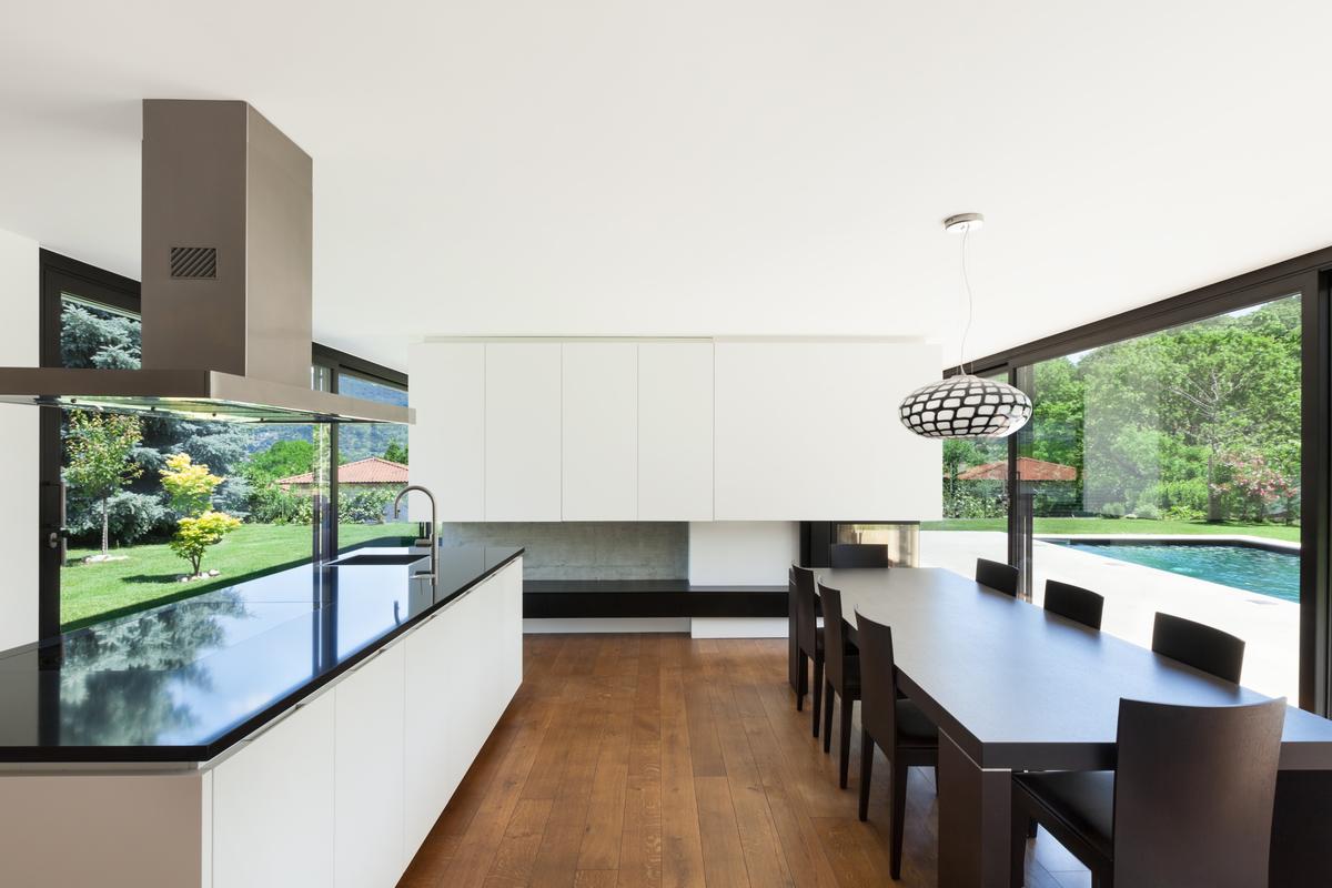 Greeploze keuken tips uitvoeringen inspiratie foto 39 s interieurdesigner - Woonkamer en moderne keuken ...