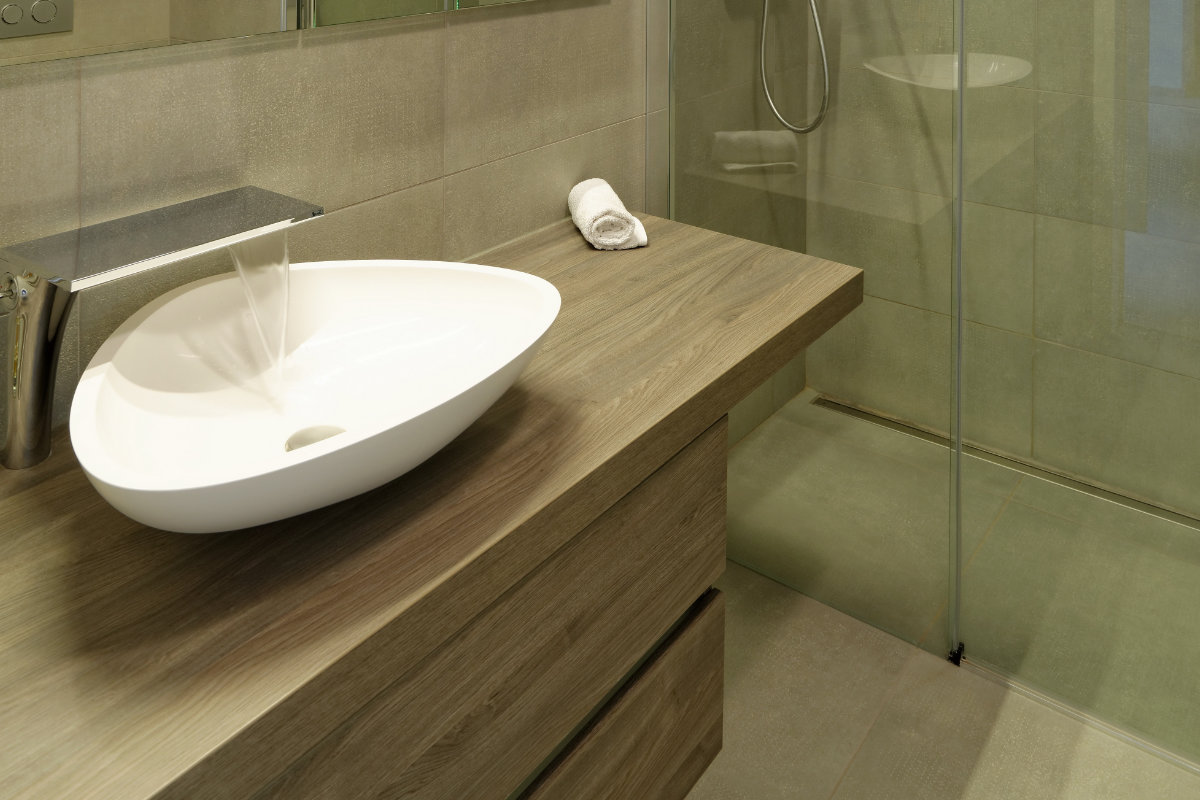 Houten badkamermeubel: tips en inspiratie
