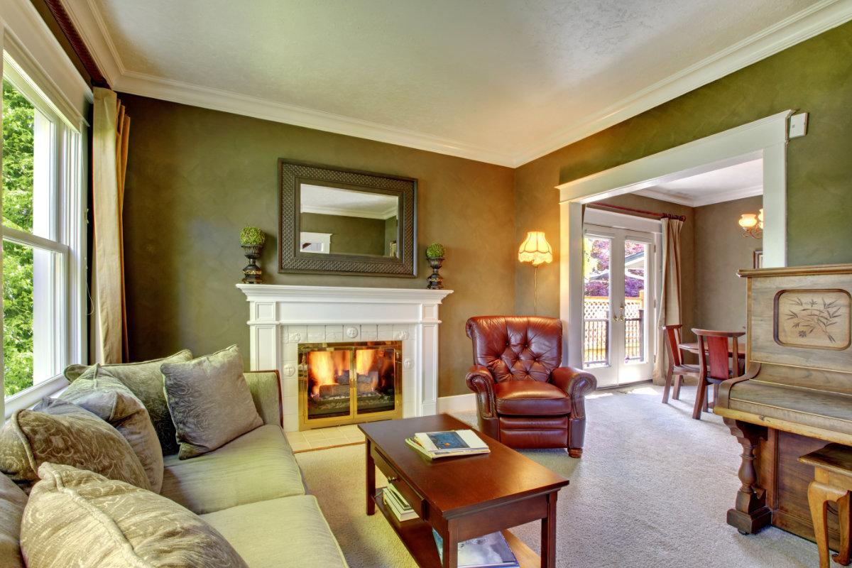 milieuvriendelijk schilderen met kalkverf tips voorbeelden. Black Bedroom Furniture Sets. Home Design Ideas