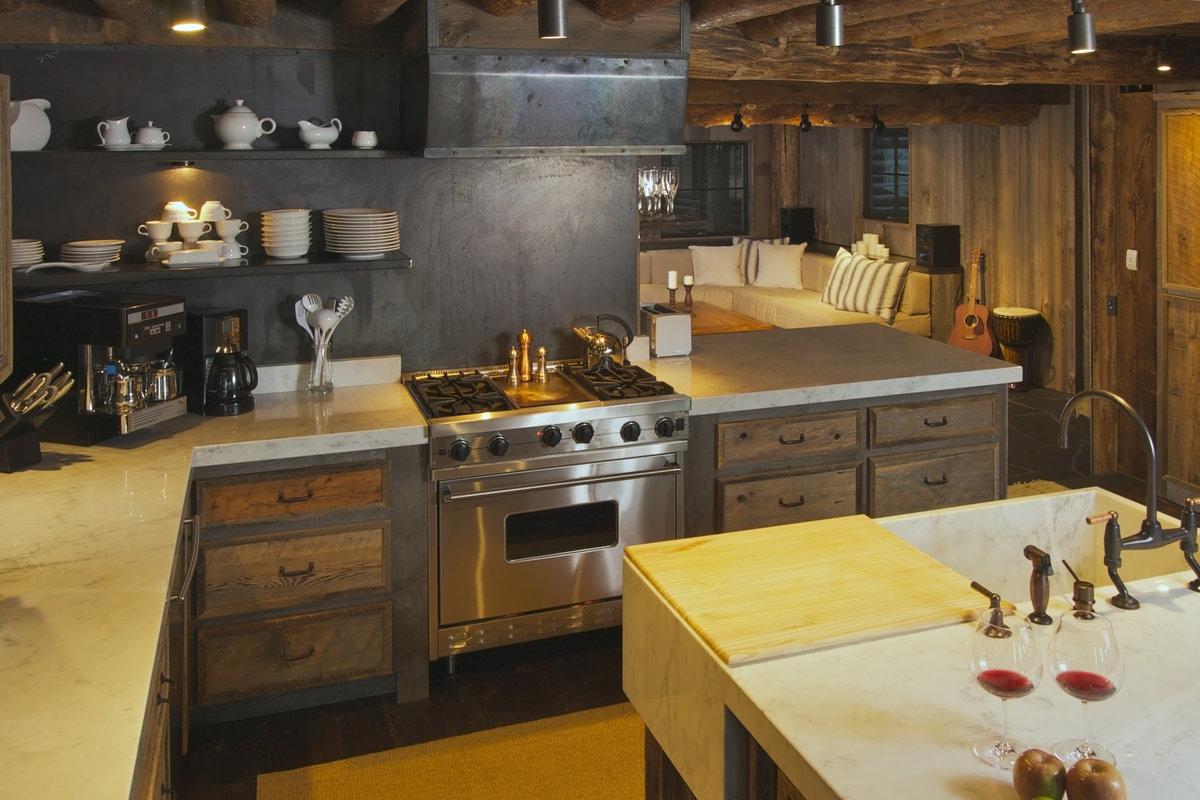 Landelijk Geel Keuken : Landelijke keukens fotospecial: 20 inspirerende keukens
