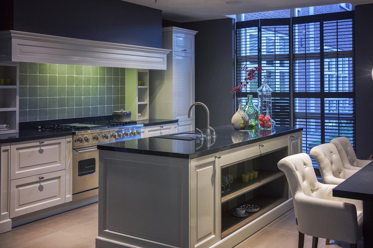 Zwarte Keuken Handgrepen : Landelijke keukens – Fotospecial: 20 inspirerende keukens