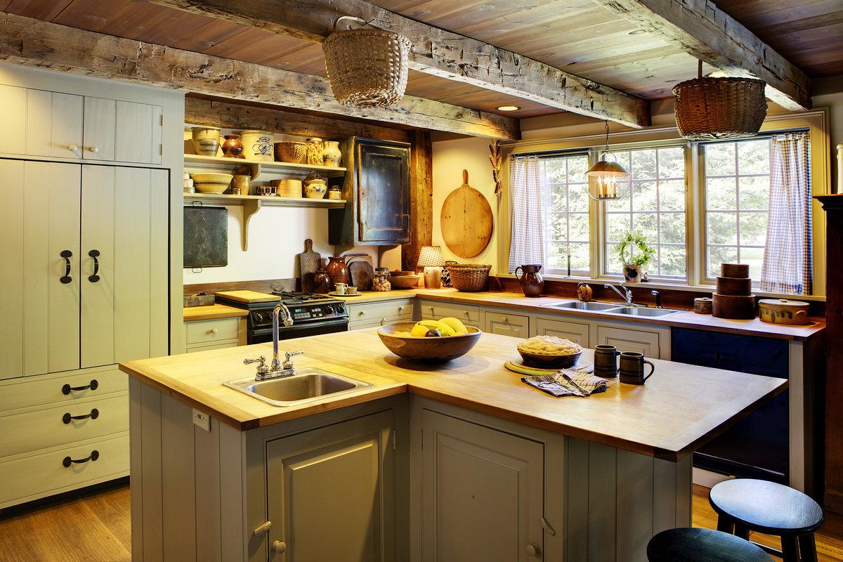 Keuken Landelijke Stijl : Landelijke keukens fotospecial inspirerende keukens