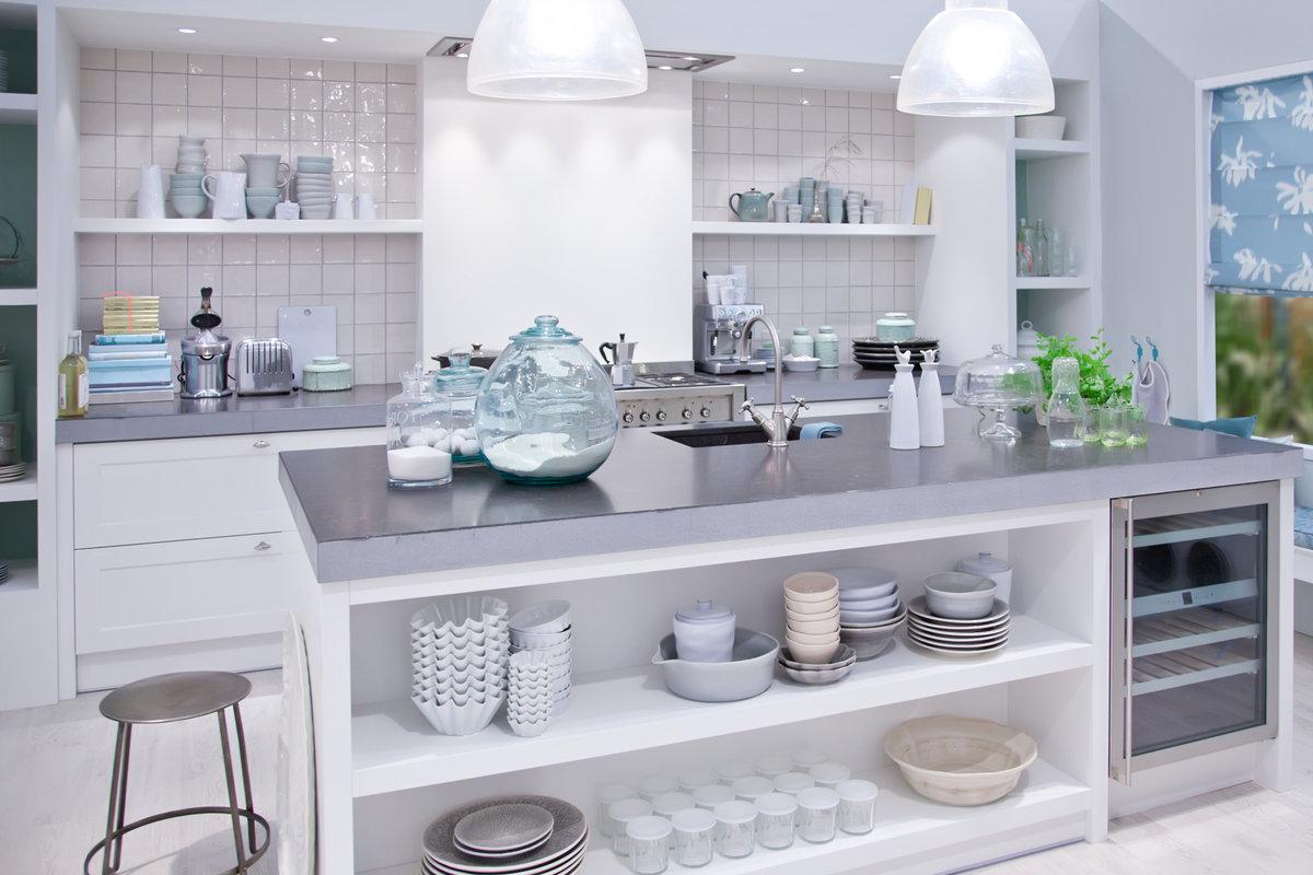 Landelijke keukens fotospecial 20 inspirerende keukens - Onderwerp deco design keuken ...