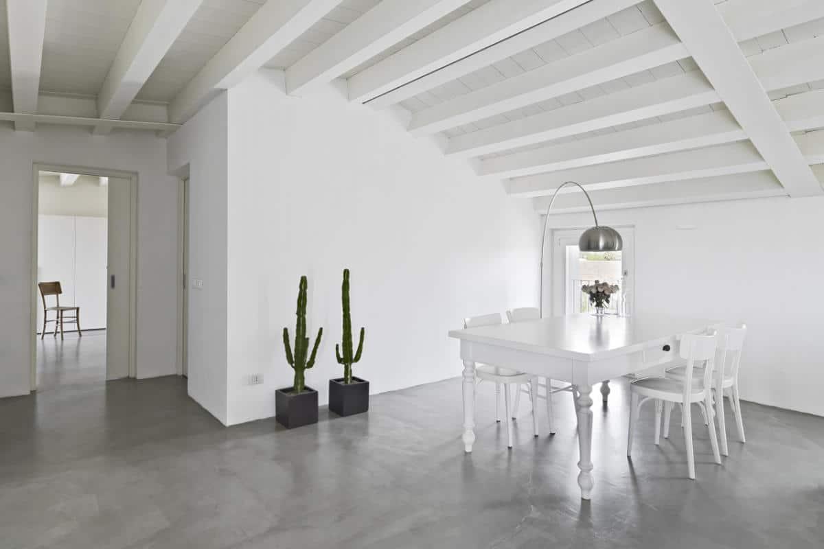 betonstuc vloer