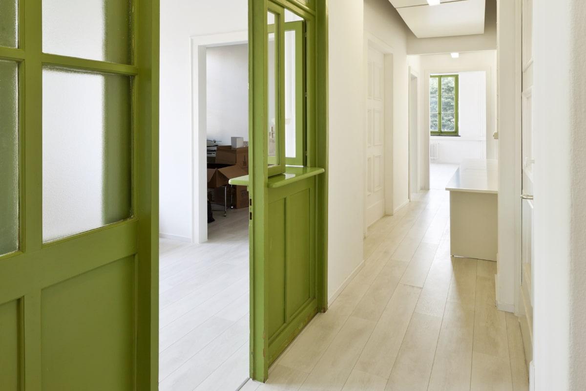 deuren nieuwbouw schilderen