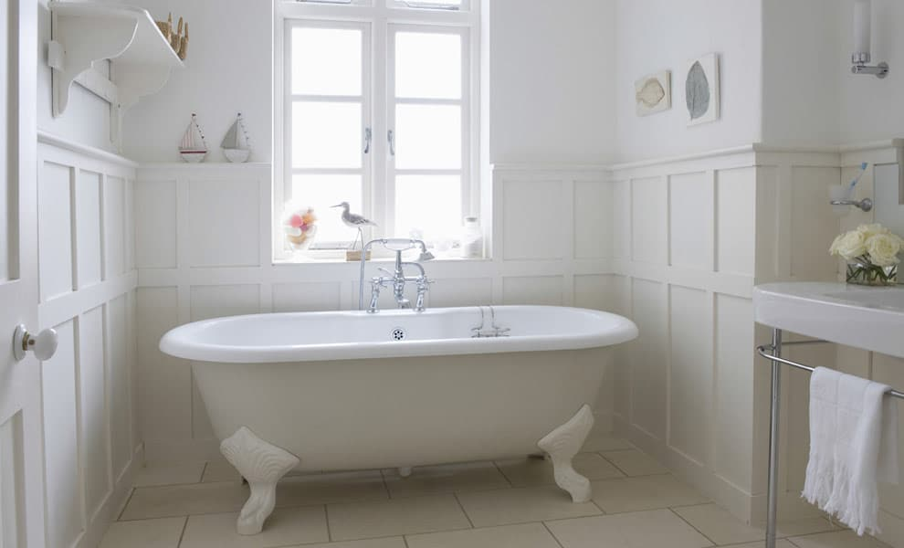 hoe badkamer ontwerpen
