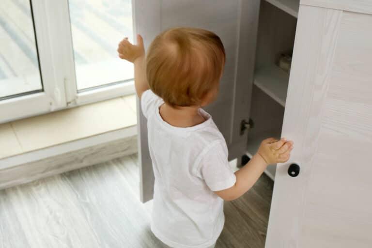 Kindvriendelijk interieur