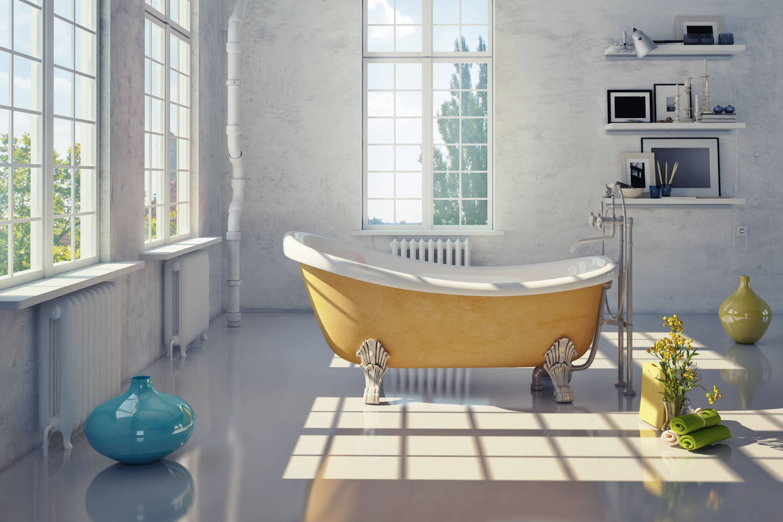 Kosten nieuwe badkamer