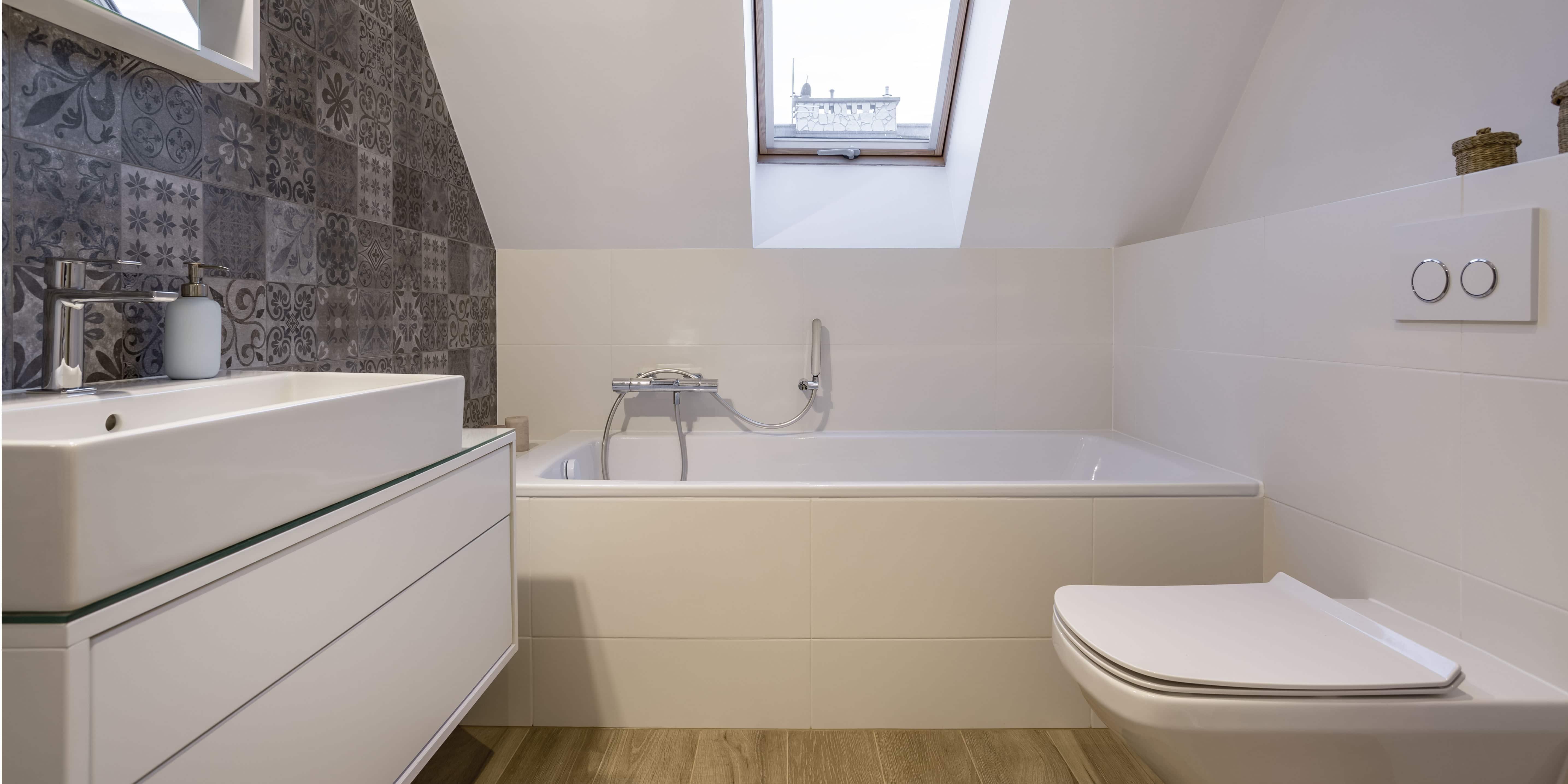 Nieuwe badkamer prijs