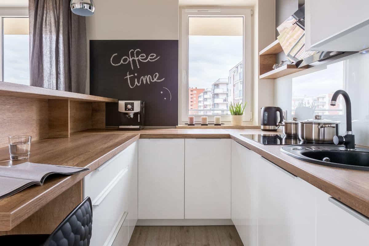 Tips voor een smalle keuken